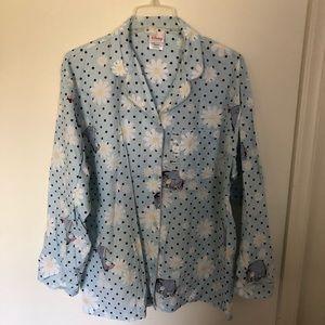 Vintage Disney Eeyore Pajama set